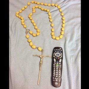 "Other - 60"" Wall Rosary Glow in dark"